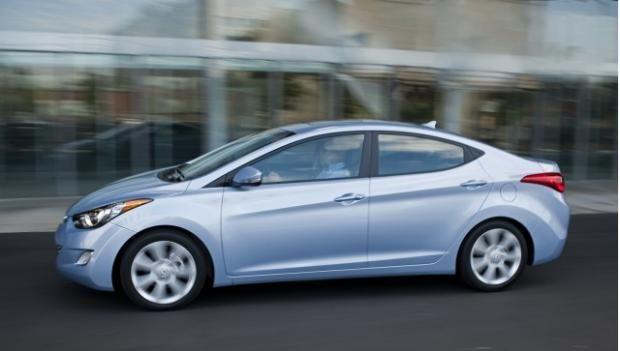 هيونداي النترا تحطم ارقام المبيعات الاعتيادية في الولايات المتحدة Elantra Coupe Elantra Hyundai