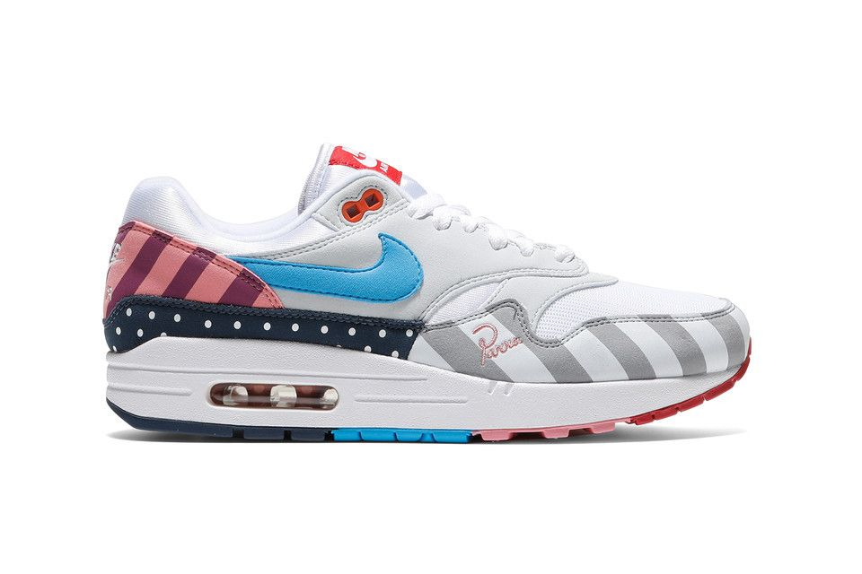 Parra Reveals Pattern Heavy Nike Air Max 1 Collaboration