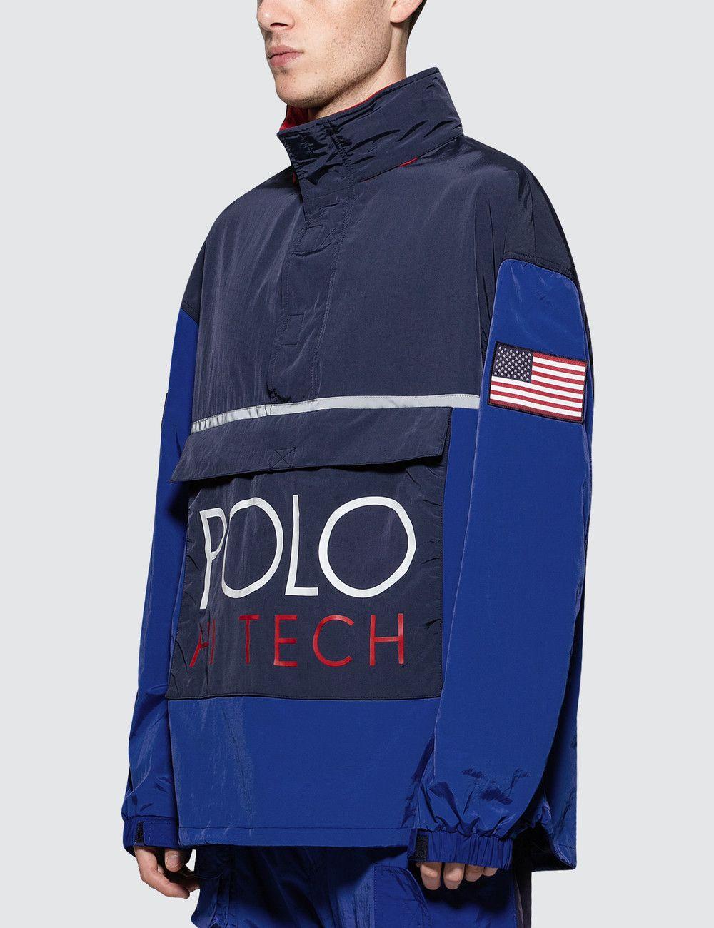 Hi tech jacket polo design polo ralph lauren jackets