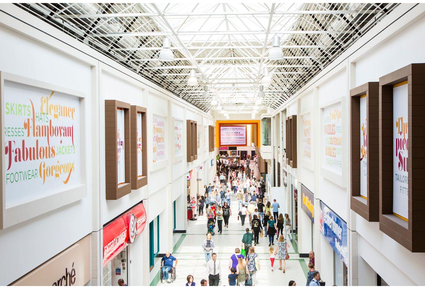 Kingfisher Shopping Centre Shopping Center