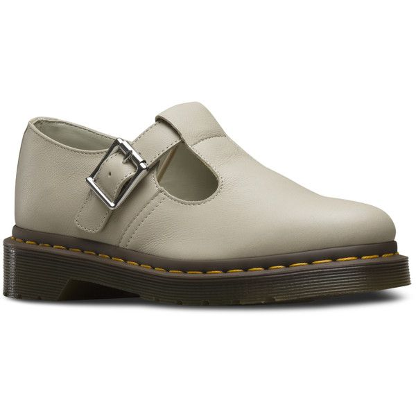 Dr. Martens Polley Mary Jane (2,065 MXN) ❤ liked on Polyvore featuring shoes