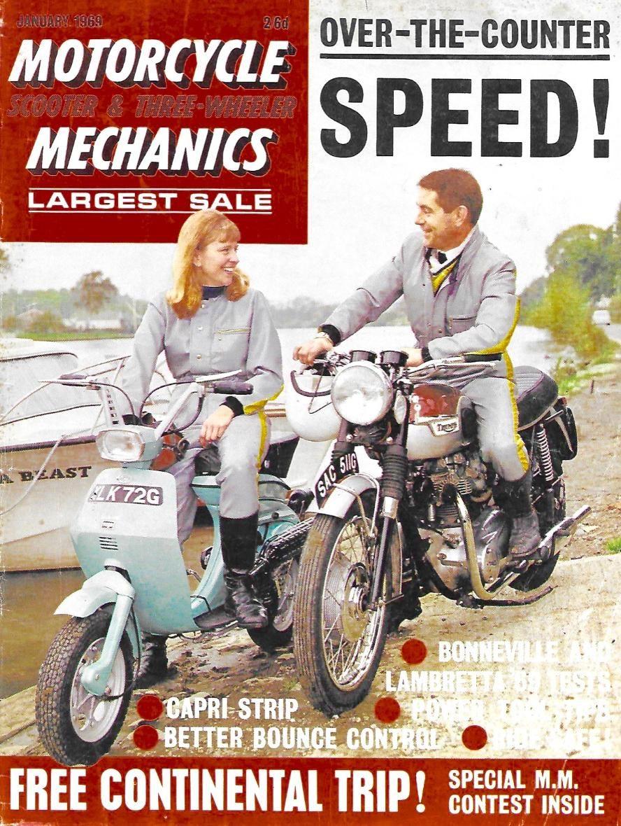 Terry Macdonald Triumph Motorbikes Vintage Motorcycle Posters Triumph Bikes