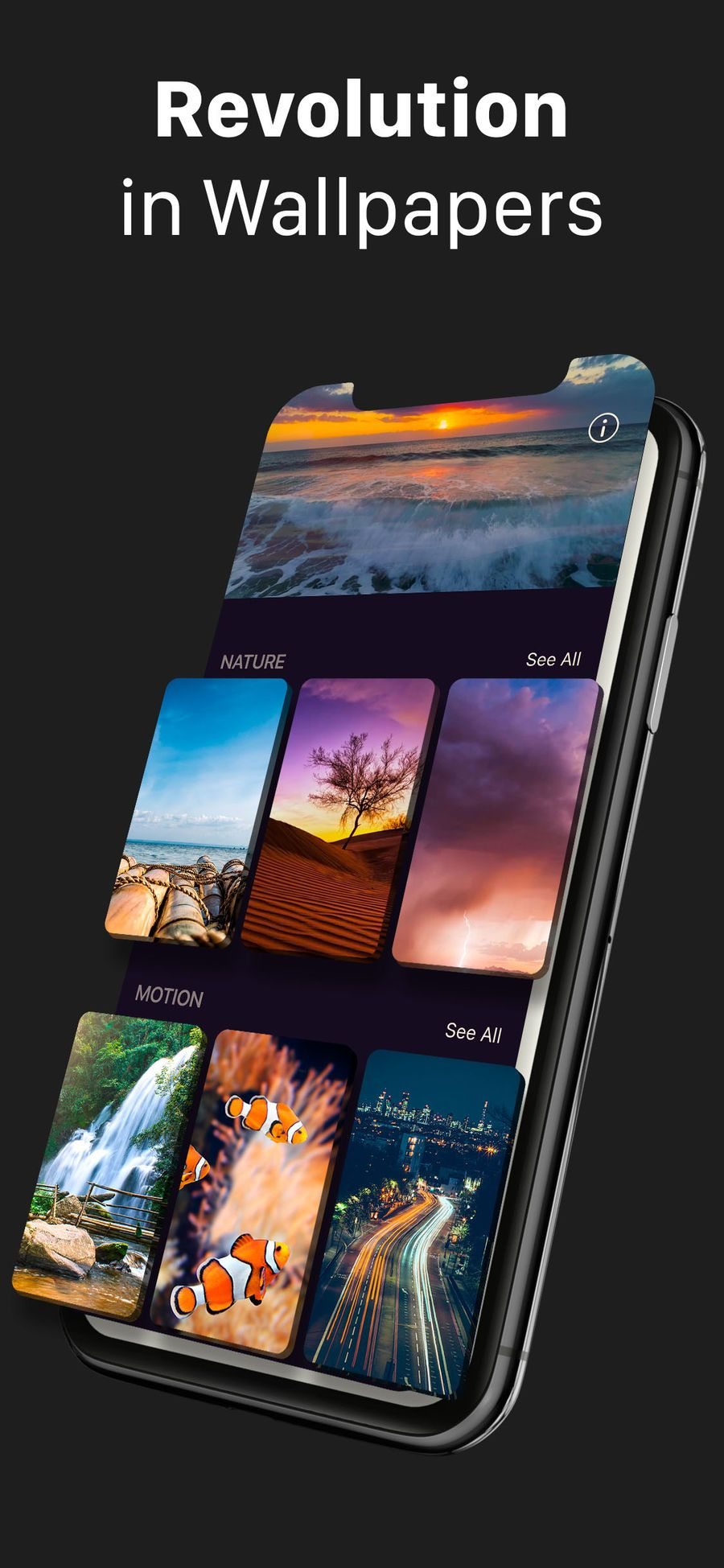 Live Wallpapers Forever Entertainmentlifestyleappsios