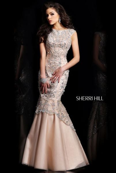 Saturday Style: Reception Dresses from the Sherri Hill Fall 2013 ...