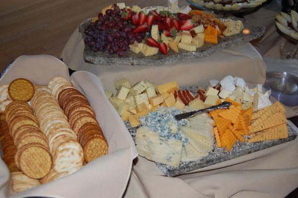 Reception, White, Orange, Purple, Yellow, Buffet, Middle ranch, Horsdoeuvres