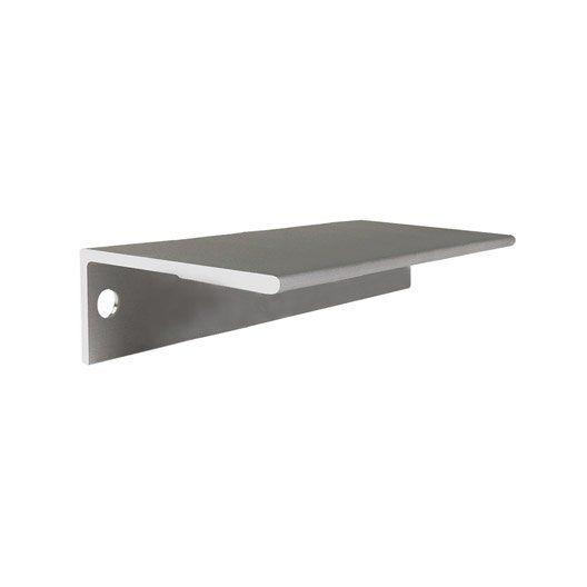 Poignee De Meuble Profil Aluminium Anodise Entraxe 64 Mm Achat