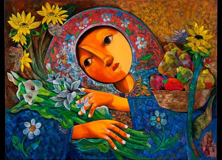 En Ibarra se exponen obras de la colección de arte imbabureño - Universidad Andina Simón Bolívar