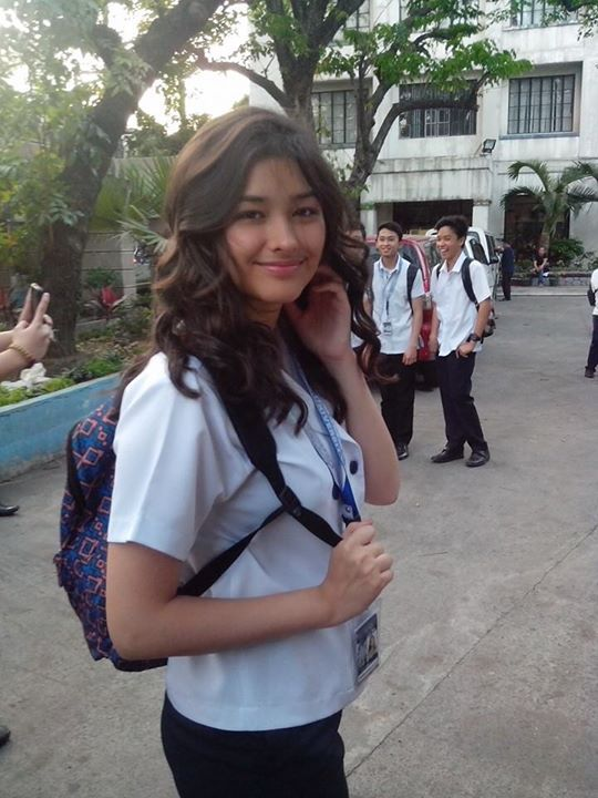 Filipina school girl uniform are not