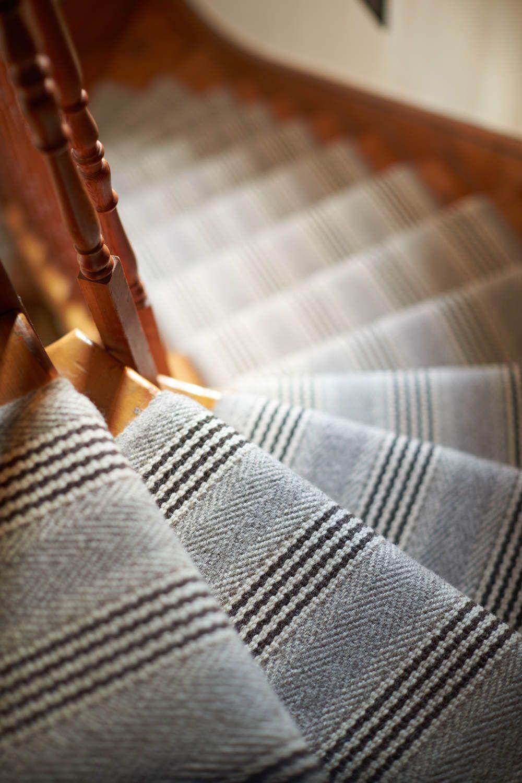 Best Shetland Sudbury Light Grey Light Gray Hallway Stair 400 x 300