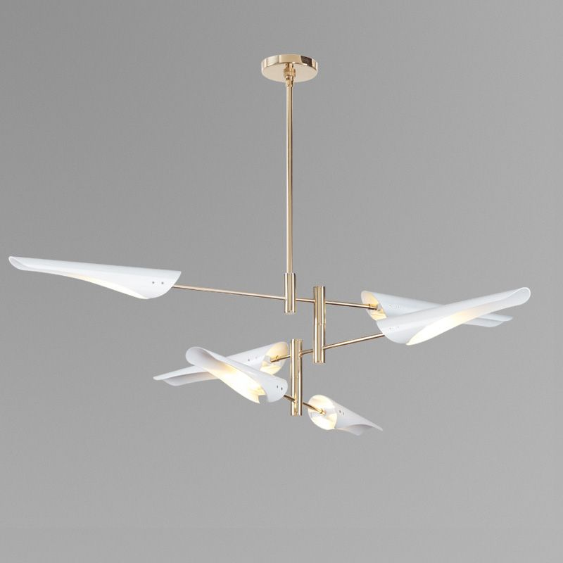 Find More Chandeliers Information About Modern Chandelier White