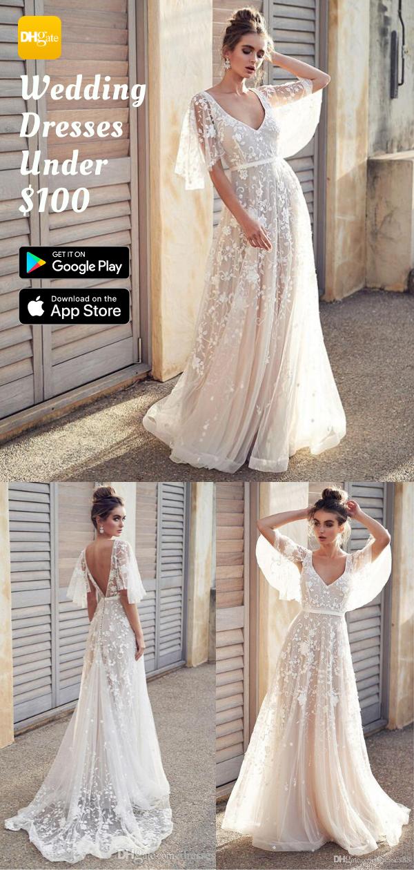 Budget Wedding Dress Up To 50 Off Wedding Dresses Budget Wedding Dress Dhgate Wedding Dress