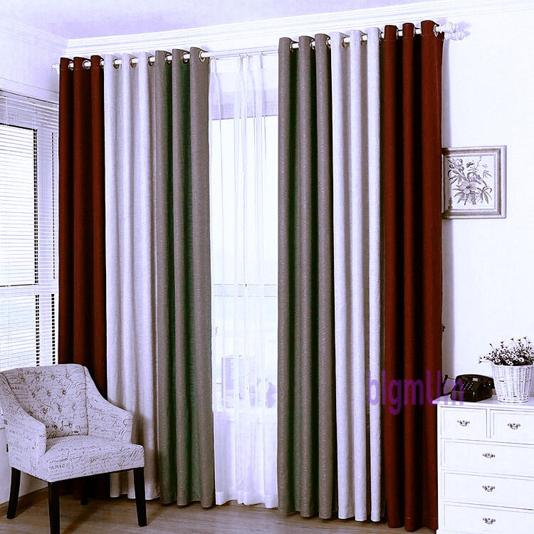 Endearing Red And Gray Curtains And Red And Gray Blackout Curtains