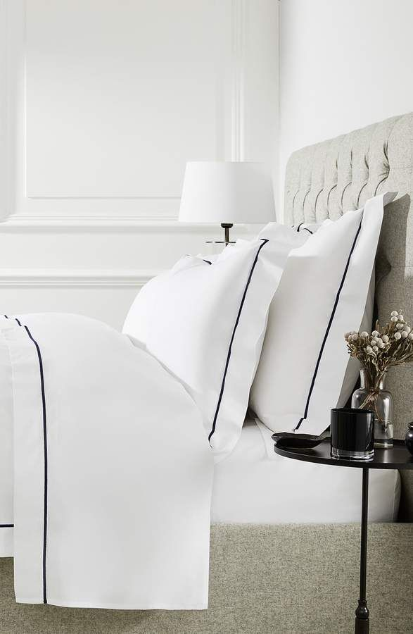The White Company Luxury Savoy Duvet Cover Nordstrom Luxurious Bedrooms Luxury Home Decor Contemporary Bedroom