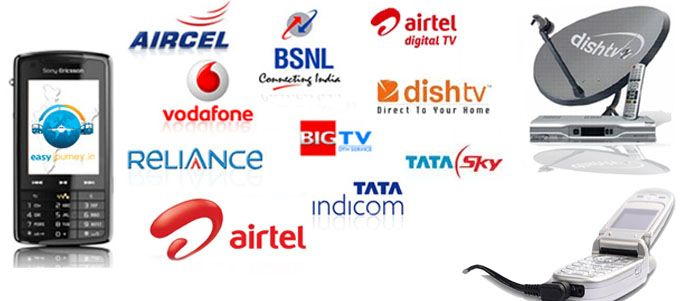 Be it any network, we have a recharge for everyone! #Happy_Recharge