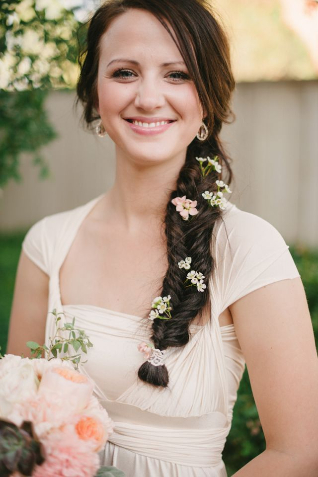 Prime 1000 Images About Fishtail Braids Wedding Hairstyles On Pinterest Short Hairstyles For Black Women Fulllsitofus