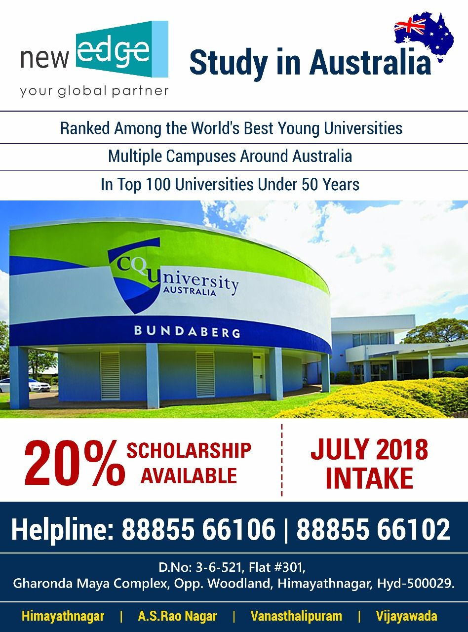 Abroad Education Consultants Hyderabad Telangana Overseas