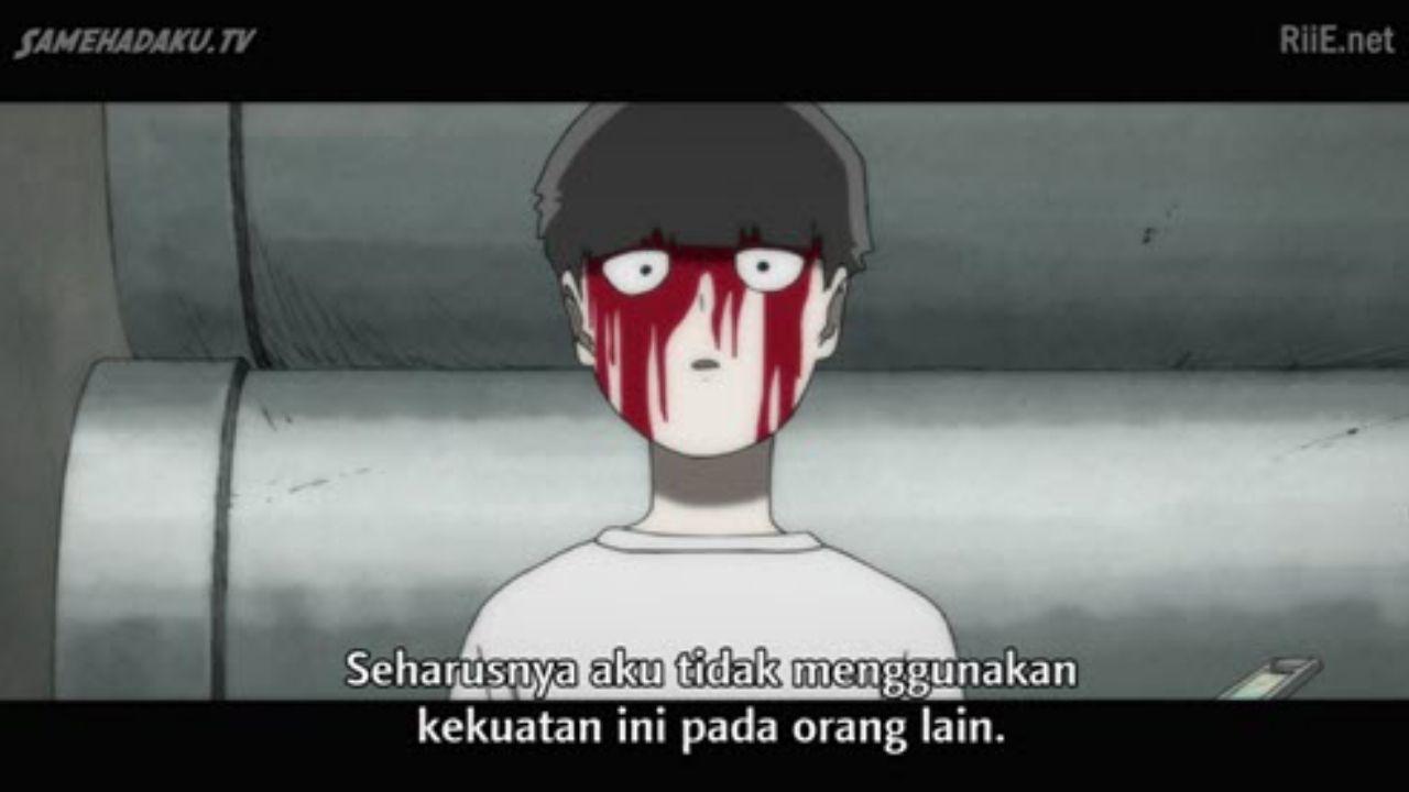 Mob psycho 100 season 2 episode 5 subtitle indonesia