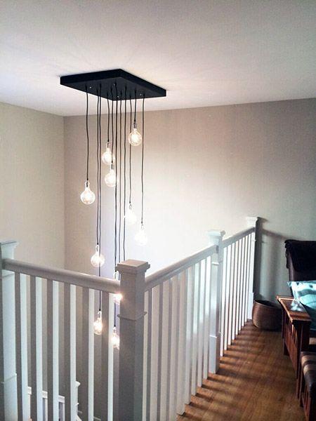 stair lighting pendant