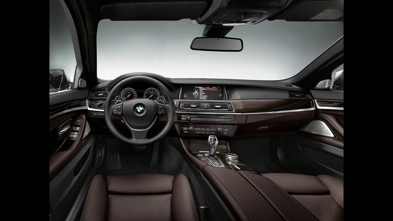 Bmw F10 535i Sedan Facelift Interior Design Bmw F10 535i Sedan