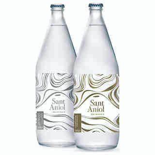 Botella Realizada En Serigrafia De Vidrio Por Serivid Trade Para