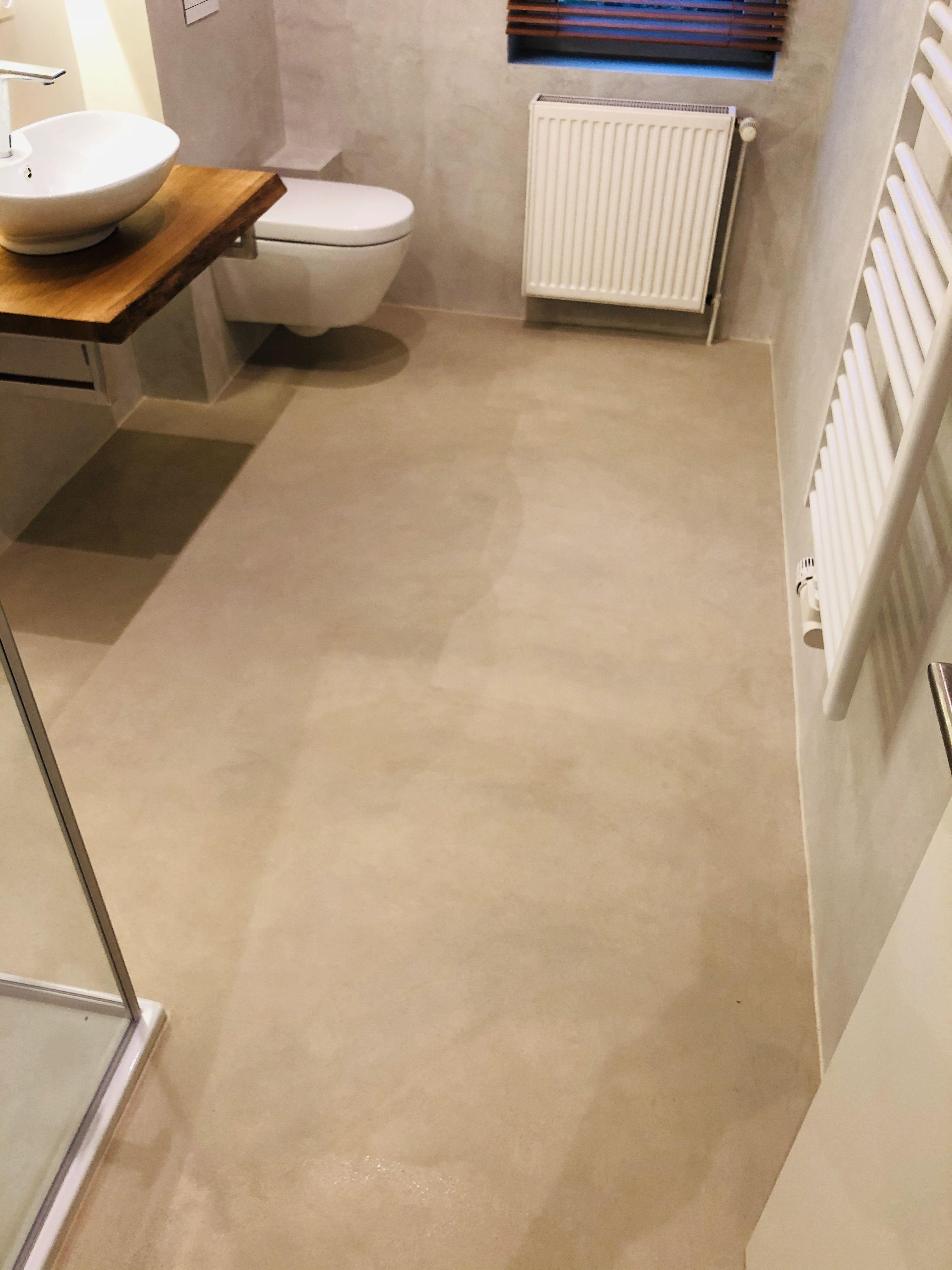 Pin Auf Badezimmer Wand Bodengestaltung