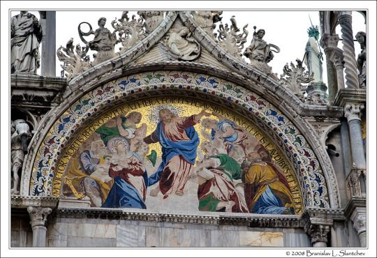 Image result for  The Ascension san marco venice