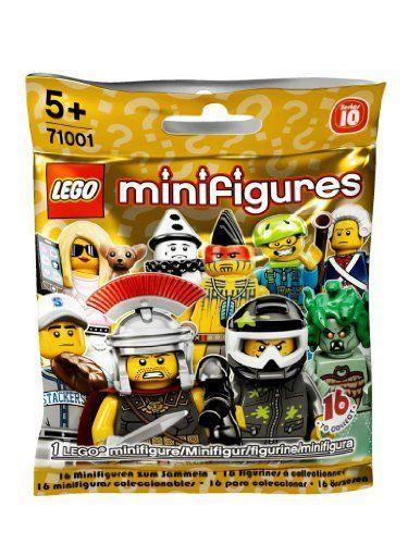 Lego Minifigures Series 10 Blind Bag Blind Bags Mini Figures Lego Minifigures