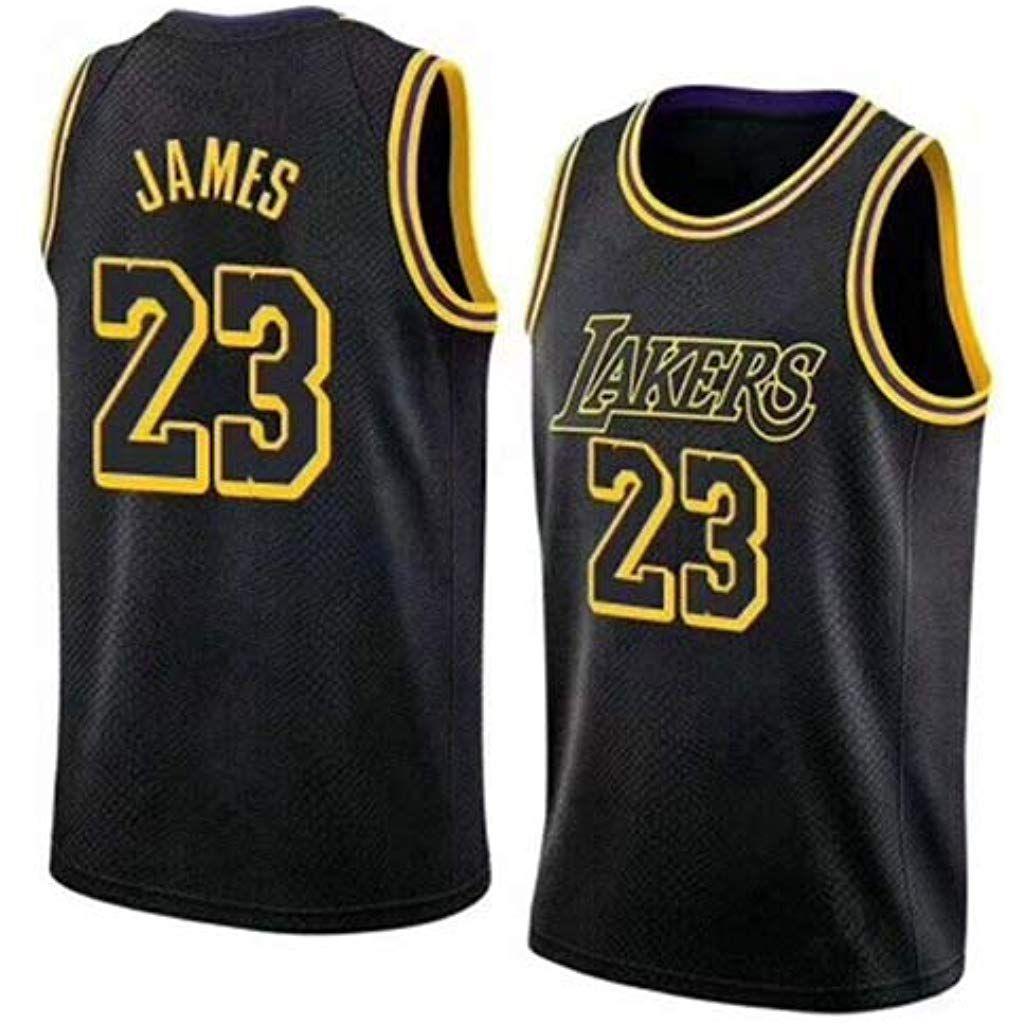 James 23 Jersey Kobe 24 Uniformes Uniforme de basketball Sportswear