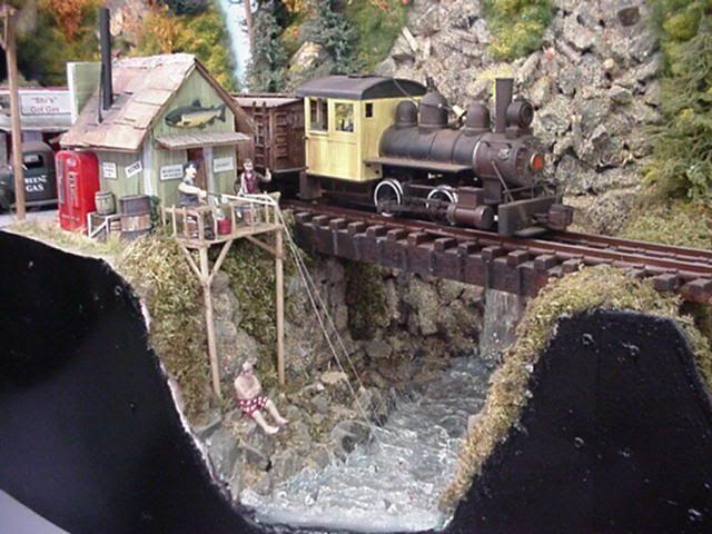 My Adventure In Large Scale Modeling Narrow Gauge Model Railroad Forums Model Railroad Model Railway Model Train Layouts