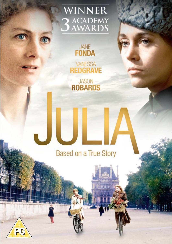 Julia Dvd Uk Import Amazonsmile Jane Fonda Vanessa Redgrave Meryl Streep Maximilian Schell Jason Robards Maurice Vanessa Redgrave Jane Fonda Blu Ray