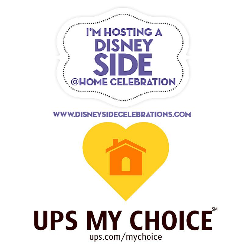 DisneySide and UPS My Choice | #DisneySide #UPS #MyChoice