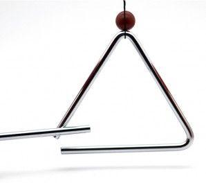 Triangulo Musical Rattle Snake Baterias Musicales Para Ninos Instrumentos Musicales Musical