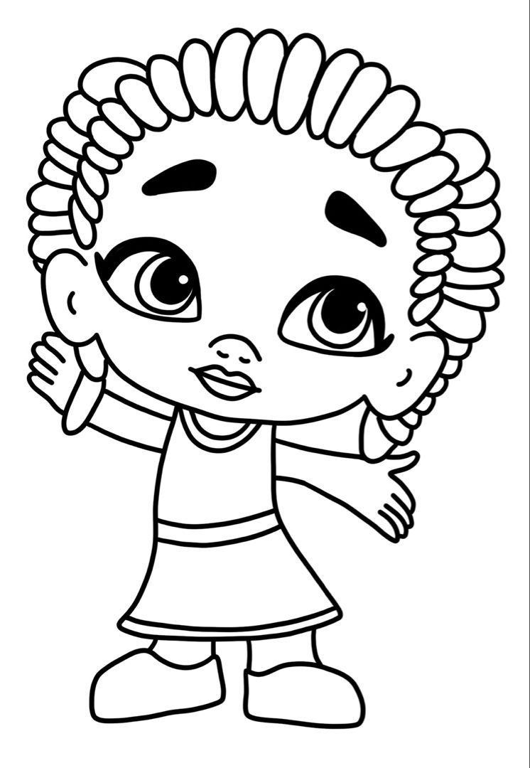 Super Monsters Coloring Pages Free Zombie Zoe Coloring Pumpkin