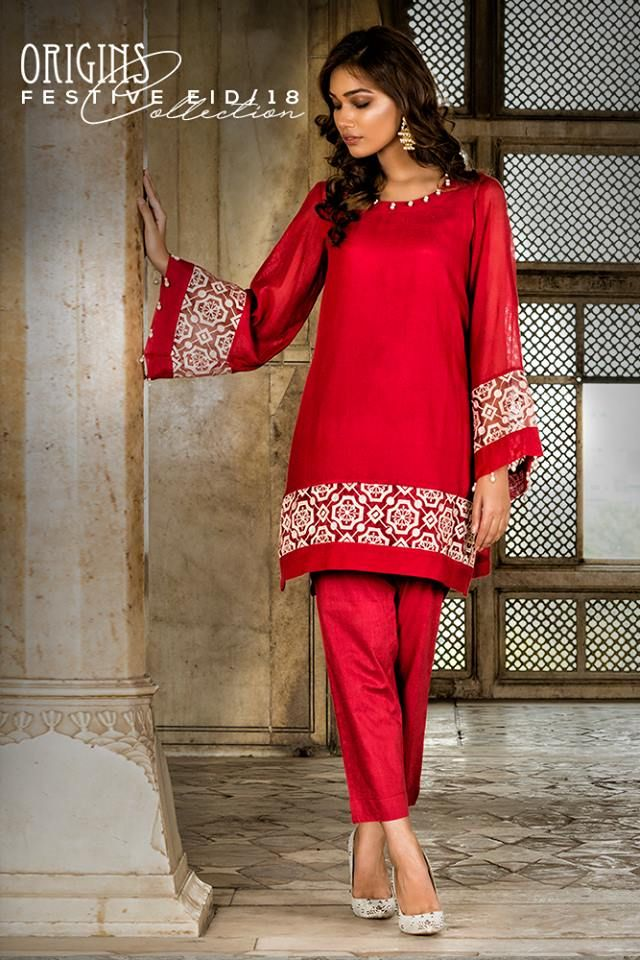origins latest eid dresses festive collection 20192020