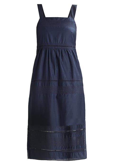 Marco polo navy dress