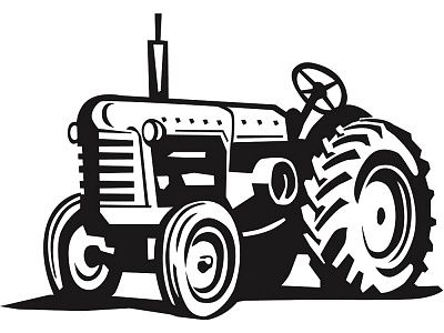 A Tractor Royalty Free Images Photos And Stock Photography Clipart Best Clipart Best Tractors Tractor Silhouette Tractor Logo