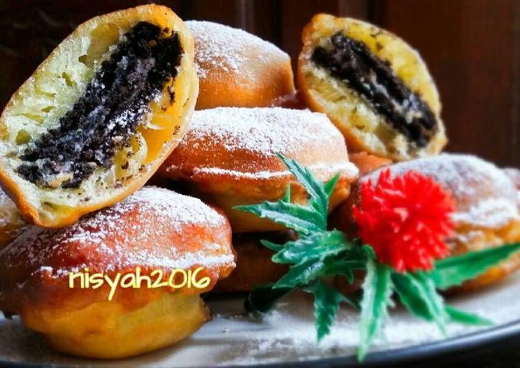 Resep Froreo Alias Fried Oreo Alias Oreo Goreng Oleh Nisyah Resep Cemilan Oreo Adonan