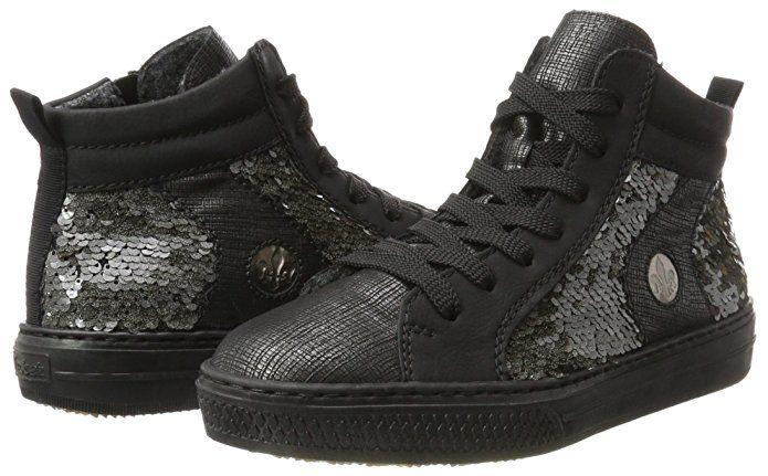 UK-Shop am besten wählen erstaunlicher Preis Rieker Damen L5948 Hohe Sneaker: Amazon.de: Schuhe ...