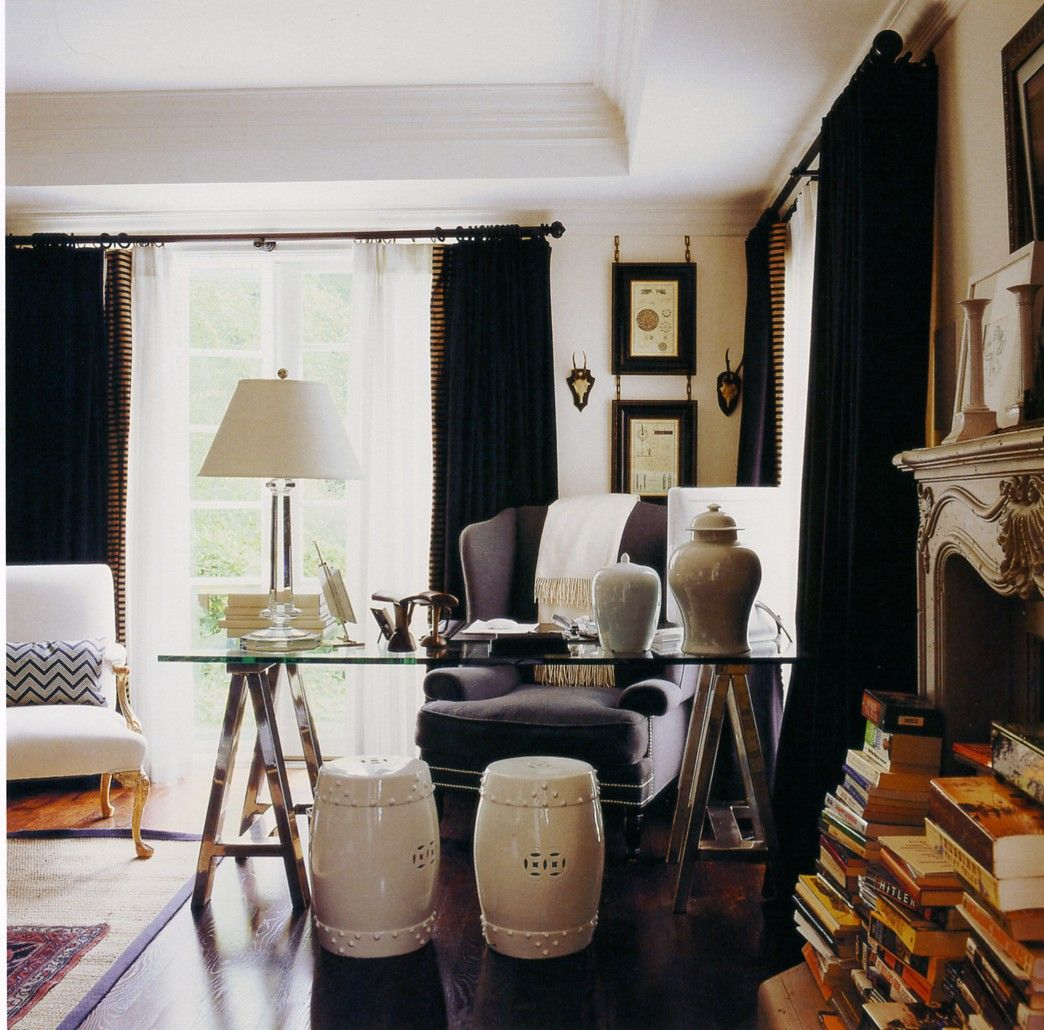Mary mcdonald mary mcdonald that is all mary mcdonald mary home office for Mary mcdonald interior design book