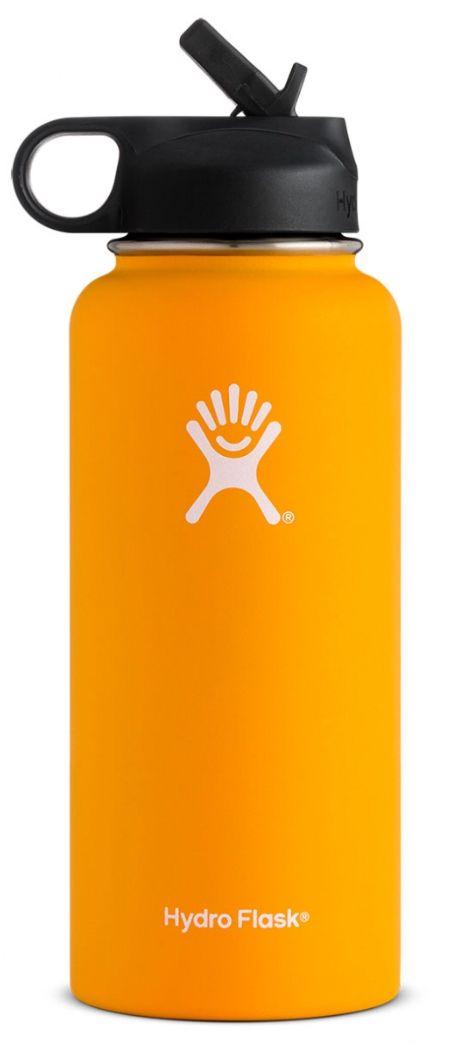 Mango Hydro Flask Hydro Flask Water Bottle Water Bottle With Straw Flask Water Bottle