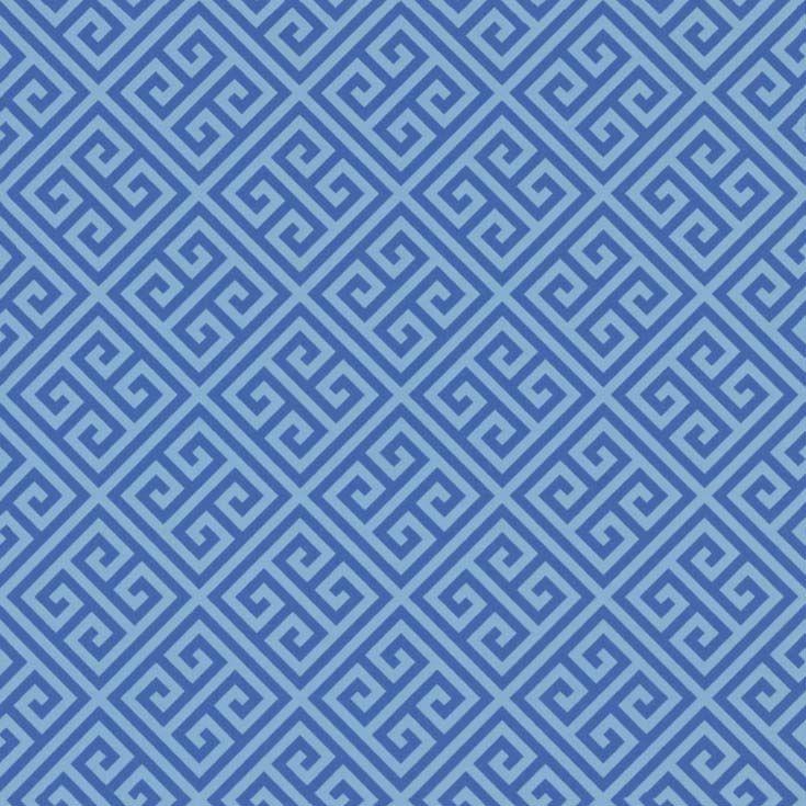 Formica Laminate Jonathan Adler Collection Blue Greek Key Homechichome Pattern Geometry Revetement