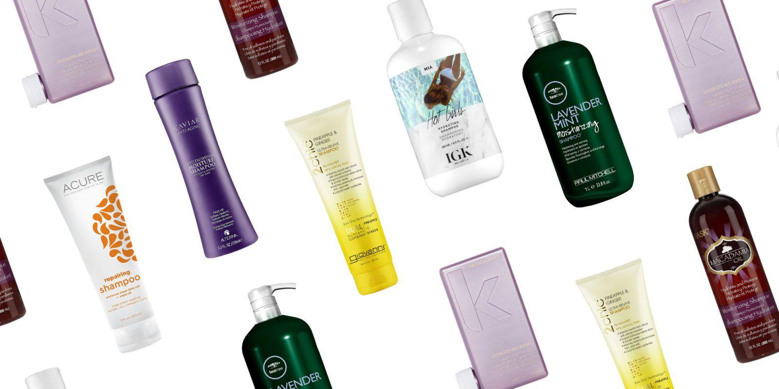 The Best Moisturizing Shampoos for DryasaDesert Hair  Pinterest