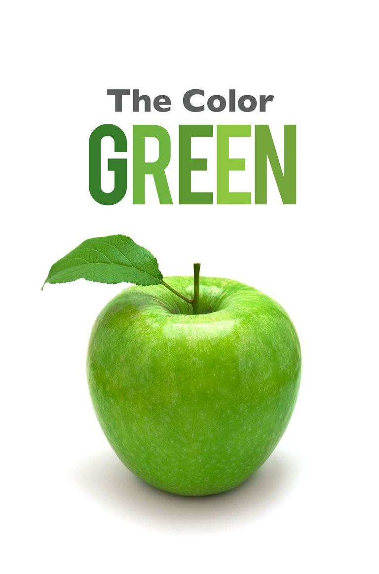The Color Green\