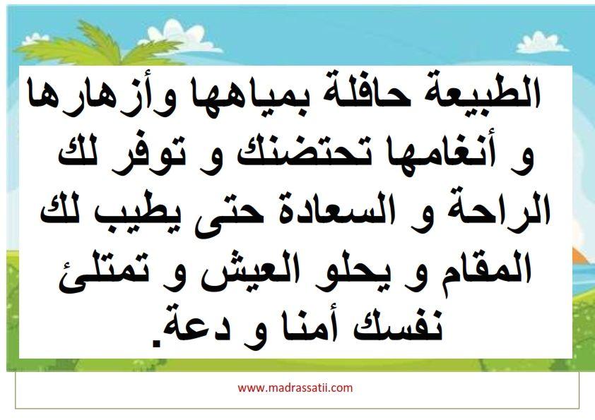 Wassfattabi3a Madrassatii Com 004 Arabic Alphabet For Kids Arabic Kids Arabic Lessons