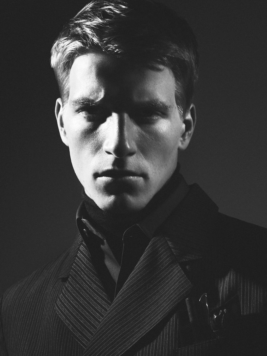 Jesse Shannon for L'Officiel Hommes Italia
