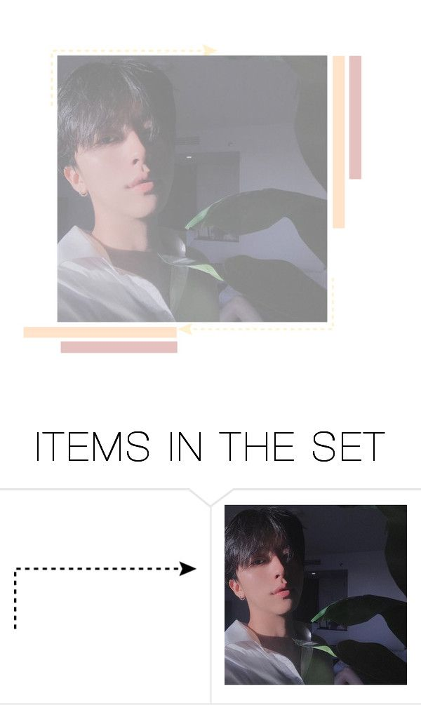 """""""// minseok ; intro //"""" by delicate-ardor ❤ liked on Polyvore featuring art and delicateardorboys"""