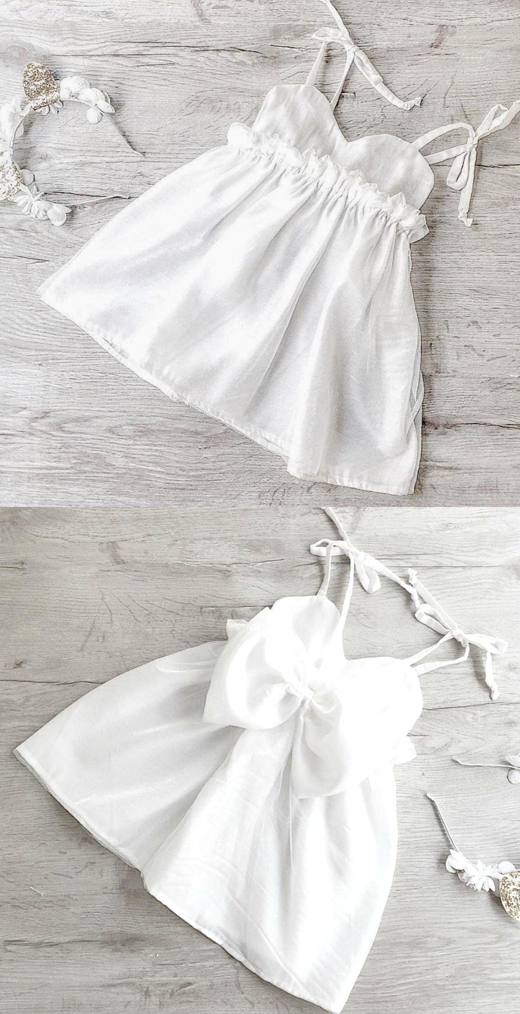 Custom Handmade Ava Dress front & back