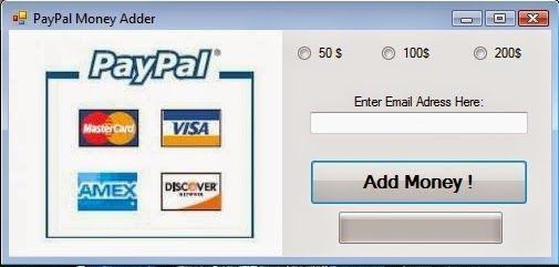 real paypal money adder 46 download free full download paypal moneyadder 46