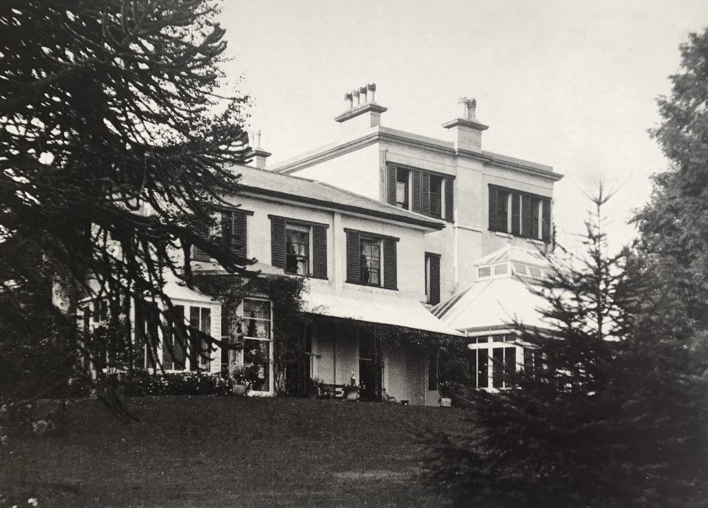 Image result for agatha christie ashfield house