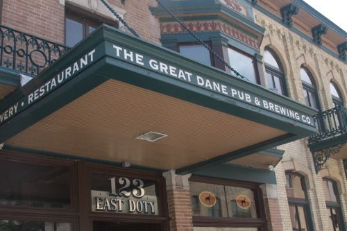 Great Dane Brew Pub Madison Wisconsin Pub Great Dane